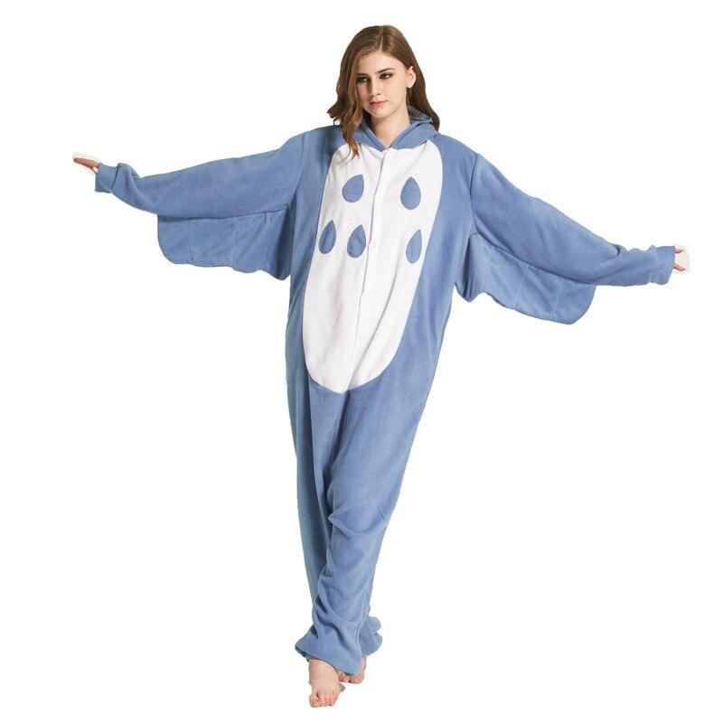 Image 3 - Adults kigurumi Animal Pajamas Women Sleepwear  All in One Pyjama Animal Suits Cosplay unicorn Stitch Garments Cartoon Pijama