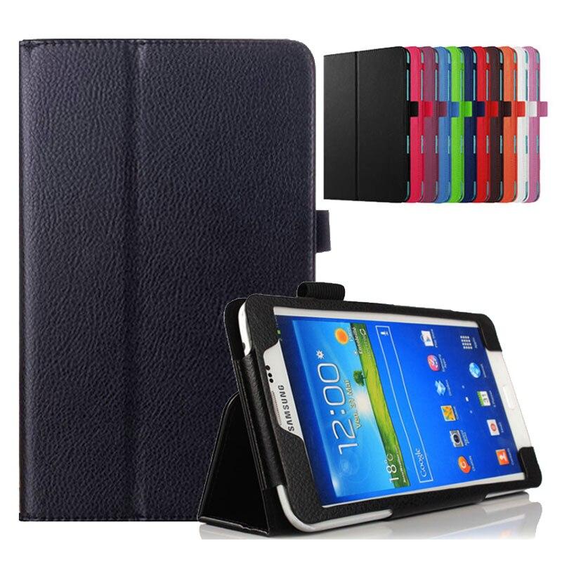 Чехол-книжка для Samsung Galaxy Tab 4 7,0, чехол с магнитной застежкой и функцией автоматического сна для Samsung Tab 4, T231, T235, Samsung Tab 4, T230