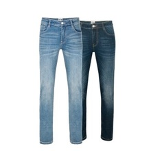 New NEW youpin 99% cotton micro-elastic Small straight jeans