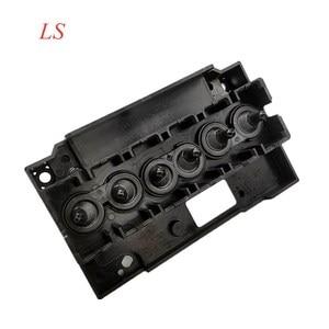 Image 4 - F180000 رأس الطباعة رأس الطباعة لإبسون R280 R285 R290 R295 R330 RX610 RX690 PX660 PX610 T50 T60 T59 TX650 P50 P60 L800 طابعة