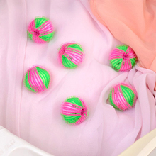 Hair-Remover Softener Washing-Balls Cloth-Care Dry-Product Reusable Household 2pcs Creative