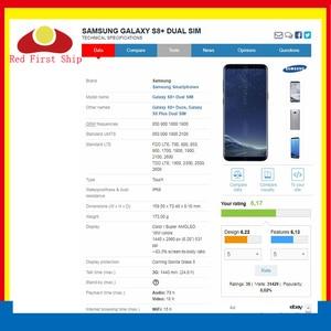Image 5 - 10 ピース/ロットサムスンギャラクシー S8 G950 G950F/S8 + プラス G955 G955F タッチパネルフロント外側 s8 LCD ガラスレンズ