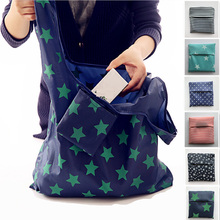 Oxford cloth shopping bag multi-color portable environmental protection waterproof tote load 15kg