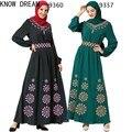Узнайте платье мечты для Для женщин Элегантный Модный вышитый пояс Длинная юбка Для женщин платье размера плюс, платье