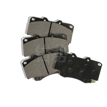 Car Front brake pads -2008Toy otaN DCR UIS ERP RA DO Wheel suspension brake pads Parking brake pads Front wheel friction pads image