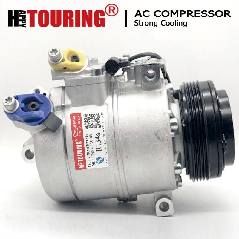 Genuine Un//C Air avec Compresseur 5 7 Série E38 E39 535i 540i M5 735i 740i 6910460