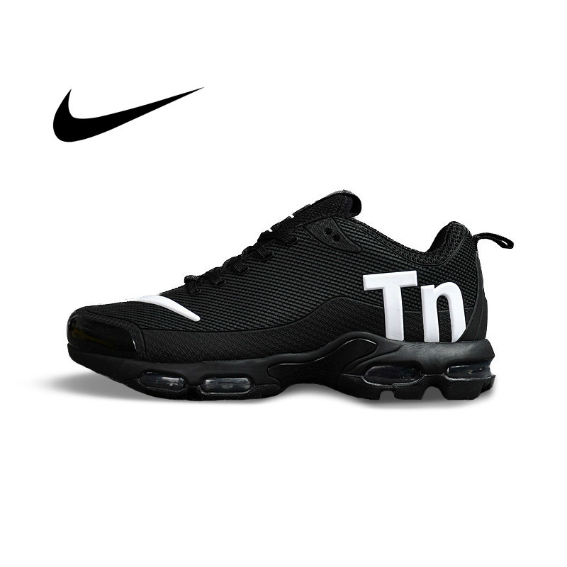 US $80.0 60% OFF|Original NIKE AIR MAX PLUS TN Men's Running Shoes Fashion Breathable Lightweight Shock Absorption Sneakers Good Quality NEW 2019 on