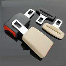 Universal Car Safety Belt Clip Car Seat Belt Buckle Seatbelt Buckle Plugs Car Accessories(China)