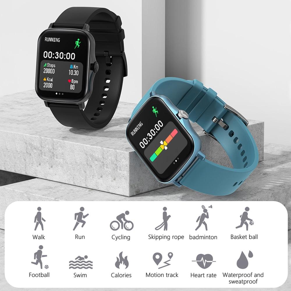 COLMI P8 Plus 1.69 inch 2021 Smart Watch Men located in Achimota 5