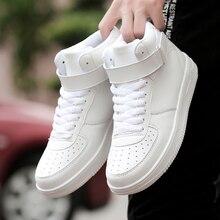 Zapatos informales de marca a la moda para Hombre, Zapatillas deportivas altas 2020 nuevas, zapatos antideslizantes de alta calidad para caminar para Hombre