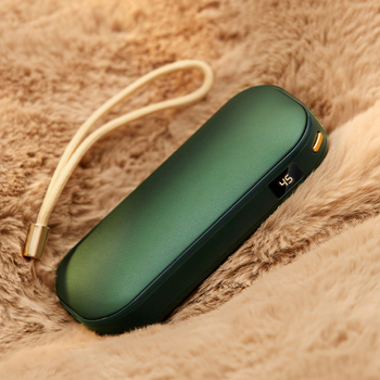 Rechargeable Hand Warmer Heater 5000mAh Powerbank Portable Charger Mini Poverbank For iPhone 12 11 Samsung S20 Xiaomi Power Bank image