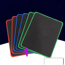 Mouse-Pad Non-Slip Notebook Rubber Computer Office 180--220--2mm Fabric-Mat Seamed Wear-Resistant