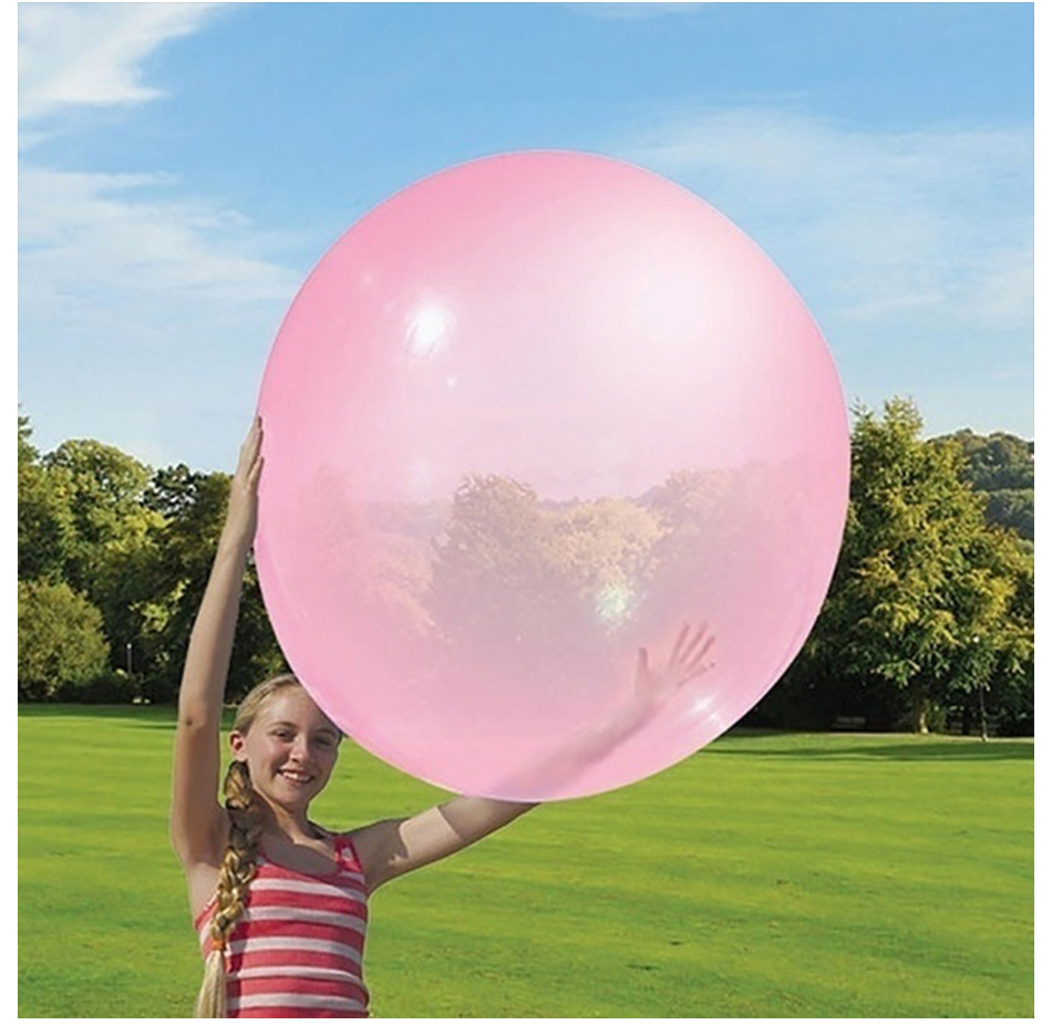Air/Water Inflatable Jelly Balloon Ball Outdoor Toy 12