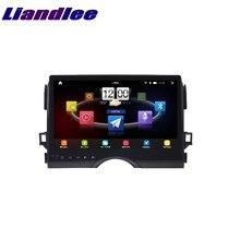 لسيارة تويوتا مارك X X130 2009 ~ 2019 LiisLee تلفاز الوسائط المتعددة DVD نظام تحديد المواقع الصوت مرحبا فاي راديو ستيريو النمط الأصلي الملاحة نافي