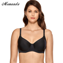 Womens Padded Underwire  Maternity Nursing Bra with Full Sling Support