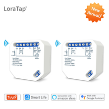 Tuya Smart Life WiFi Curtain Blind Switch Module DIY Smart Home for Roller Shutter Motor Google Home Amazon Alexa Voice Control
