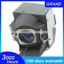 Lampe de rechange pour Projecteur avec Boîtier MC.JFZ11.001 OSRAM P VIP 210/0.8 E20.9N Lampe pour Acer P1500 H6510BD 180 jours de garantie