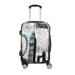 Прямые продажи Универсальный колеса анти-столкновения обертывание Угол путешествия тележка путешествия Lugguge бизнес багаж для путешествий