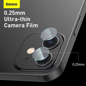 Защитная пленка Baseus 0,25 мм для объектива камеры iPhone 12 Pro Max