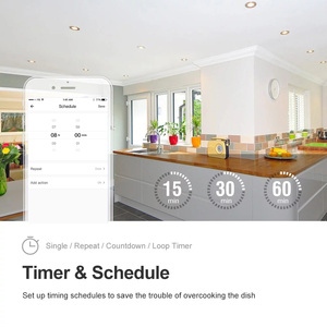 Image 5 - Itead SONOFF בסיסי R2 Wifi מתג מודול חכם בית טיימר אור מתג אוניברסלי DIY מתג עובד עם Alexa Google בית
