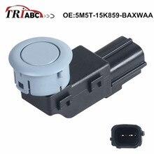 Датчик парковки 5M5T-15K859-BAXWAA PDC для Ford FiestaV Focu II Mondeo MK II парктроник дистанционное управление Анти радар детектор обратный