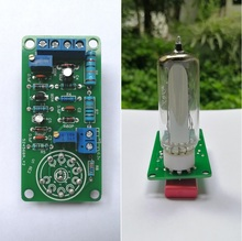 6E2 Buis Cat Eye Driver Board Audio Niveau Fluorescerende Indicator Radio Buizenversterker Volume Indicatie Gal Voorversterker Vacuüm