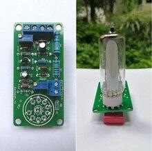 6E2 Tube kocie oko płyta sterownicza poziom dźwięku wskaźnik fluorescencyjny Radio wzmacniacz lampowy wskazanie głośności przedwzmacniacz żółci próżnia