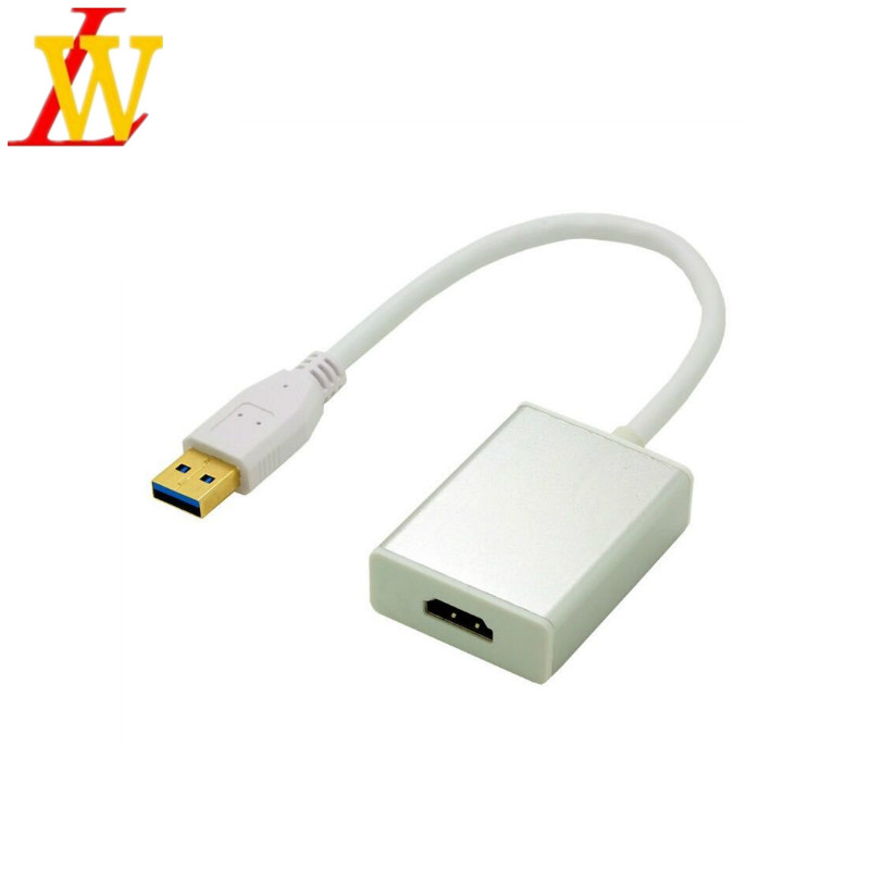 USB 3.0 To HDMI Converter Cable Display Graphic Adapter Driver