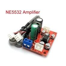 NE5532 Âm Thanh OP AMP Di Chuyển Cuộn Dây Micro Preamps Tiền Khuếch Đại Trước Amp Từ Trường Hợp Phono Bảng Mạch Khuếch Đại DC9 24V AC8 16V
