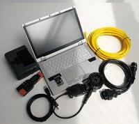 Высококачественный Icom для BMW Icom A2 b c интерфейс с cf-ax2 4G планшет полный набор Автомобильный сканер с программным обеспечением 480 ГБ SSD ISTA 4.20.31