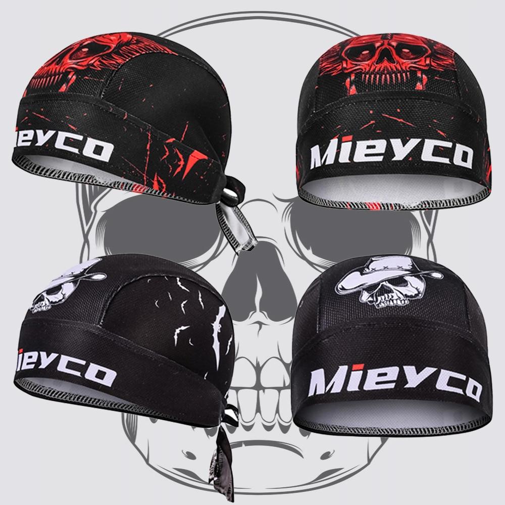 Mieyco бандана для мужчин повязки на голову спортивная мужская велосипедная Кепка для велосипеда головной убор женский мужской головной убор ...
