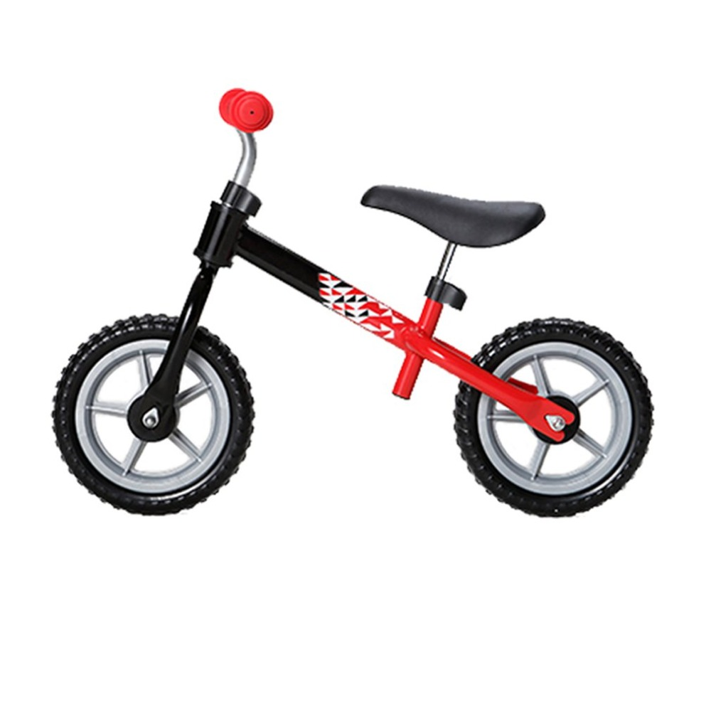 Ha90c38cb536e42fab230388bfcab9c53p 10 inch Children Balance Bike Kids Riding Bicycle Indoor Outdoor Balance Bicycle No Foot Pedal Baby Walker Riding Toy
