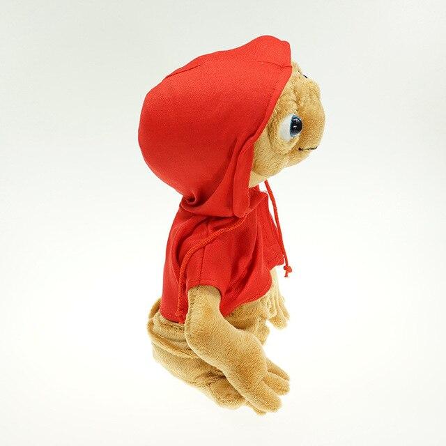 22 CM/8.6in ET Extra terrestre Alien doux en peluche en peluche poupée enfants cadeau dessin animé Collection jouet