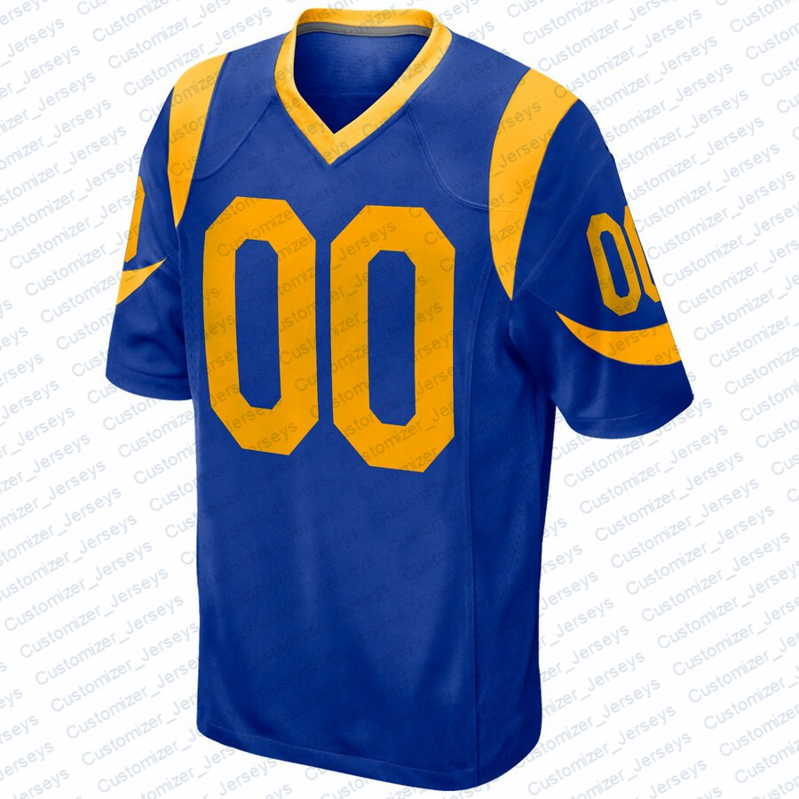 Youth Aaron Donald Todd Gurley Jared Goff Clay Matthews Cooper Kupp Brandin Cooks Jerome Bettis Los Angeles Jersey