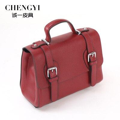 2020 femme en cuir véritable sac à main de luxe postier sac en cuir de vachette matériel grande capacité sacs à main d'affaires