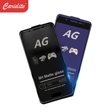 Caridite AG screen protector for iPhone 11 Pro for iPhone Xs for iPhone XM tempered glass film 1 piece