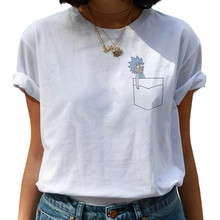 ZOGANKIN New Fashion Harajuku Funny Cartoon Tshirt Print Ulzzang Graphic T-shirt