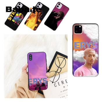 Babaite Jaden Smith Bling Cute Phone Case For iPhone 8 7 6 6S Plus X XS MAX 5 5S SE XR 11 11pro promax 12 12Pro Promax image