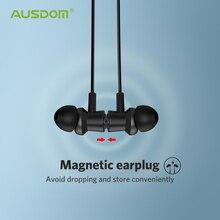 Ausdom S5 Neckband Bluetooth Earphone Lighweight Magnetic In-ear Wireless Earbuds