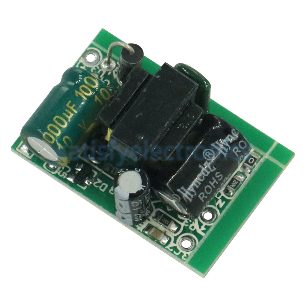 AC-DC 5V 700mA 3.5W Precision Buck Converter AC 220v To 5v DC Step Down Transformer Power Supply Module For Arduino