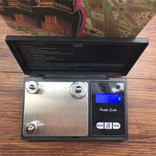 Ultra-mini Electronic Jewelry Scale Portable Pocket Electronic Scale