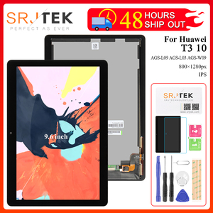 For Huawei T3 10 Display For Huawei MediaPad T3 10 AGS-L09 AGS-L03 AGS-W09 LCD Display Matrix Touch Screen Digitizer Assembly(China)