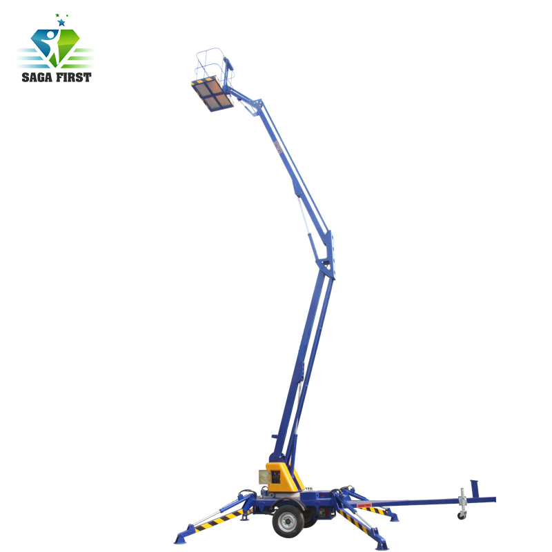 10m 13.8m Mobile Hydraulic Access Equipment