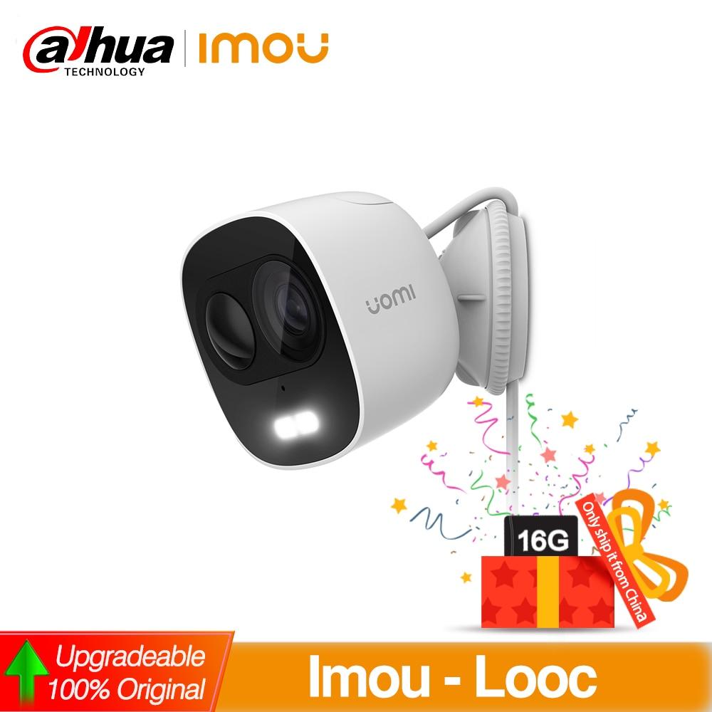 Dahua IMOU IPC-C26E LOOC 1080P HD Wifi Camera with LED Light Surveillance CCTV Wireless In/Outdoor Weatherproof PIR Detect