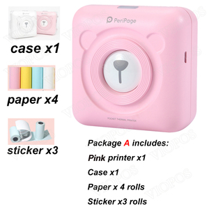 Image 5 - Mini Pocket  Photo Printer For Mobile phone Android and iOS