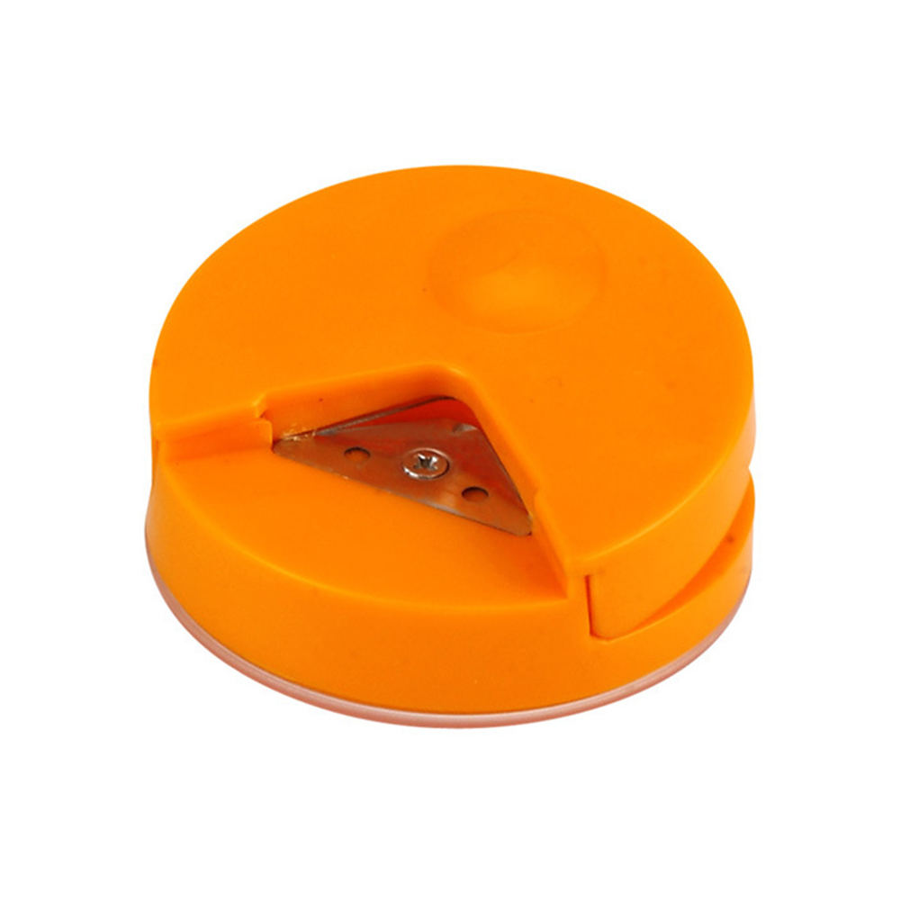 DIY R4 Corner Rounder 4mm Paper Punch Candy Color Card Photo Cutter Craft Scrapbooking Tool High Quality
