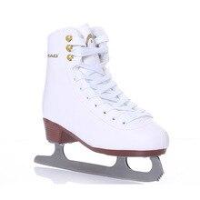 Голова ледяного конька обувь для трюков взрослый ребенок фигура танцы коньки Профессиональный цветок нож хоккейный нож настоящие ледяные коньки