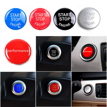 START Stop Engine Button Replace Cove for BMW X1 X5 E70 X6 E71 Z4 E89 3 5 Series E90 E91 E92 E93 E60 E84 E83 E70 E70 E70 image