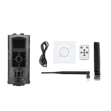 лучшая цена Hc-700G Hunting Camera Wild Surveillance Tracking Game Camera 3G Mms Sms 16Mp Trail Camera Video Scouting Photo Trap