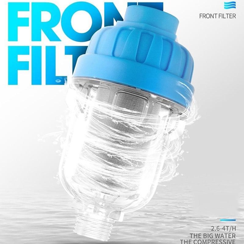 Бытовой очиститель воды для ванной стиральная машина дождь Душ передний водонагреватель фильтр для удаления масштаба и ржавчины|Водяные фильтры|   | АлиЭкспресс